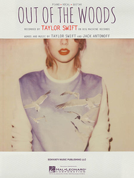 taylor swift out of the woods free digital sheet music