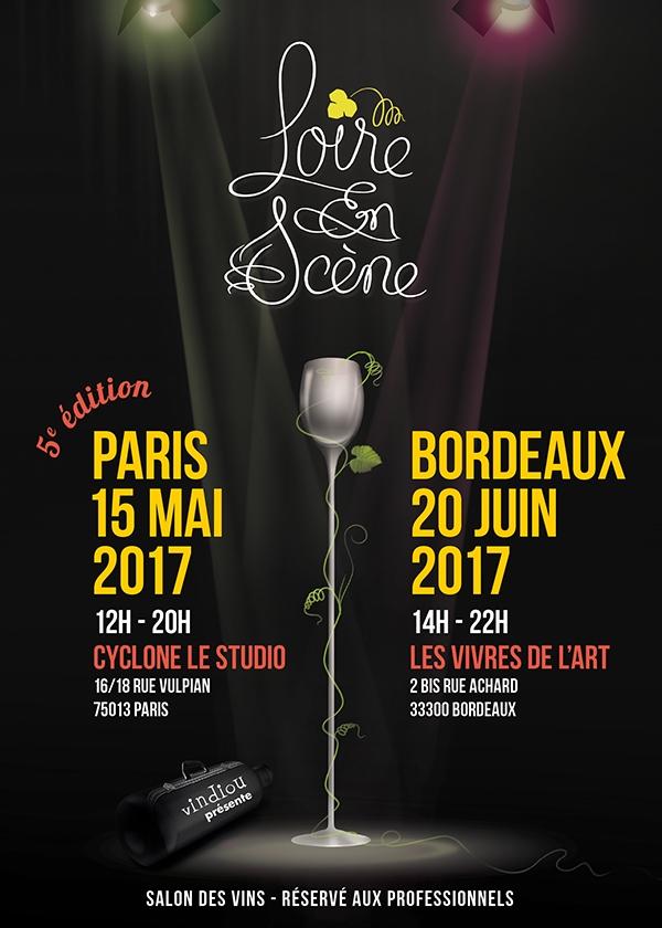 La cave de bobosse loire en sc ne for Salon des vins de loire 2017