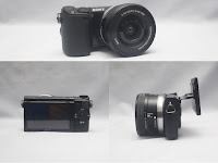 Mirrorless Sony Nex-5R