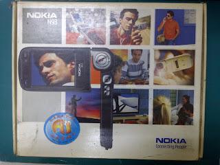 Dus Nokia N93 Seken