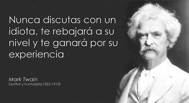 Las 45 frases más geniales y sarcásticas de Mark Twain