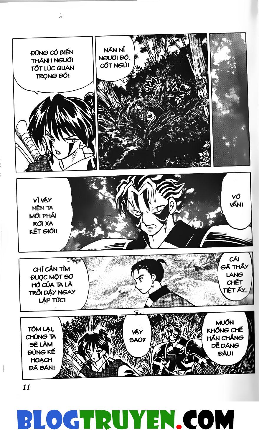 Inuyasha vol 27.1 trang 7