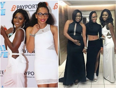 #BBNaija: Stunning photos of Ex-housemates at AY live show last night