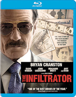 DVD & Blu-ray Release Report, The Infiltrator, Ralph Tribbey