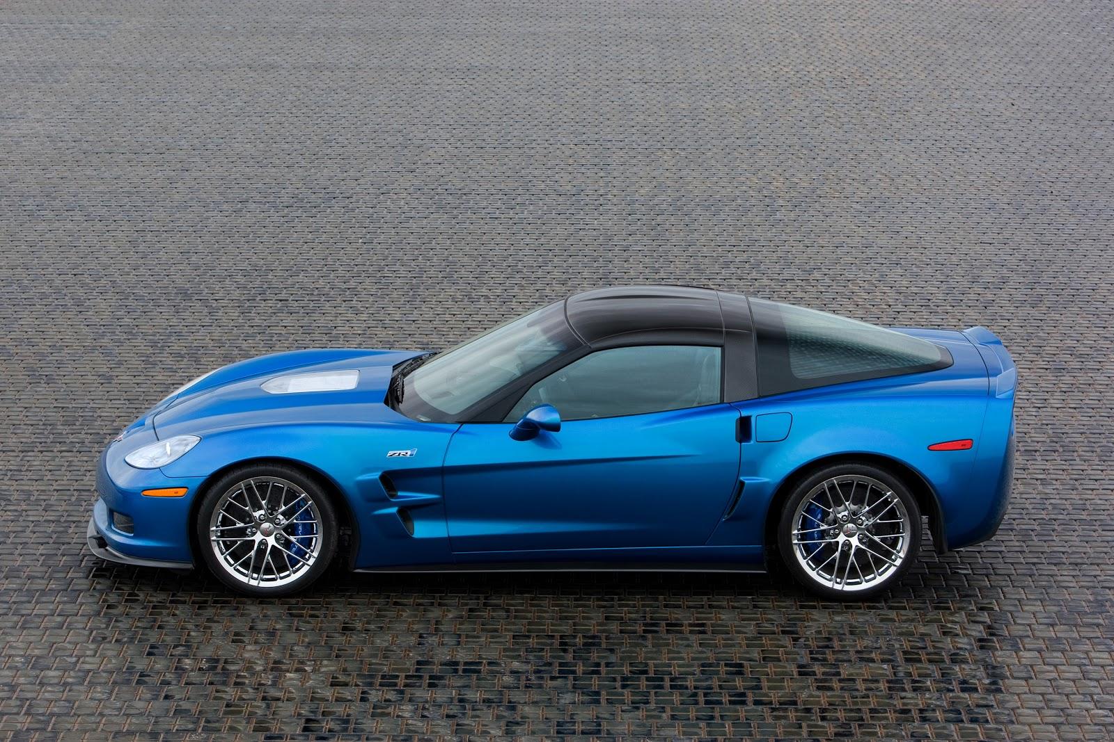 Kelebihan Corvette C6 Zr1 Spesifikasi