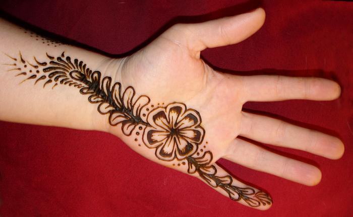 10 Simple Mehndi Designs For Hands