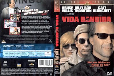 Filme Vida Bandida (Bandits) DVD Capa