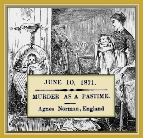 Unknown Gender History: Agnes Norman, 15-Year Old English