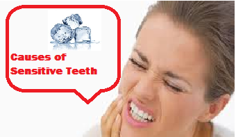 Causes and Prevention of Sensitive Teeth