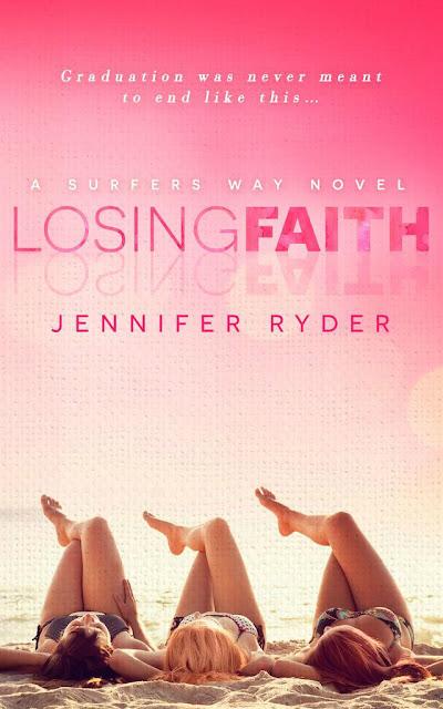 Cover Reveal: Surfers Way by Jennifer Ryder & Lauren K. McKellar