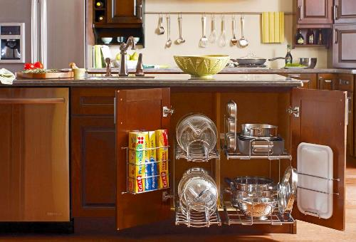 Menata Dapur Agar Lebih Rapi dan Nyaman