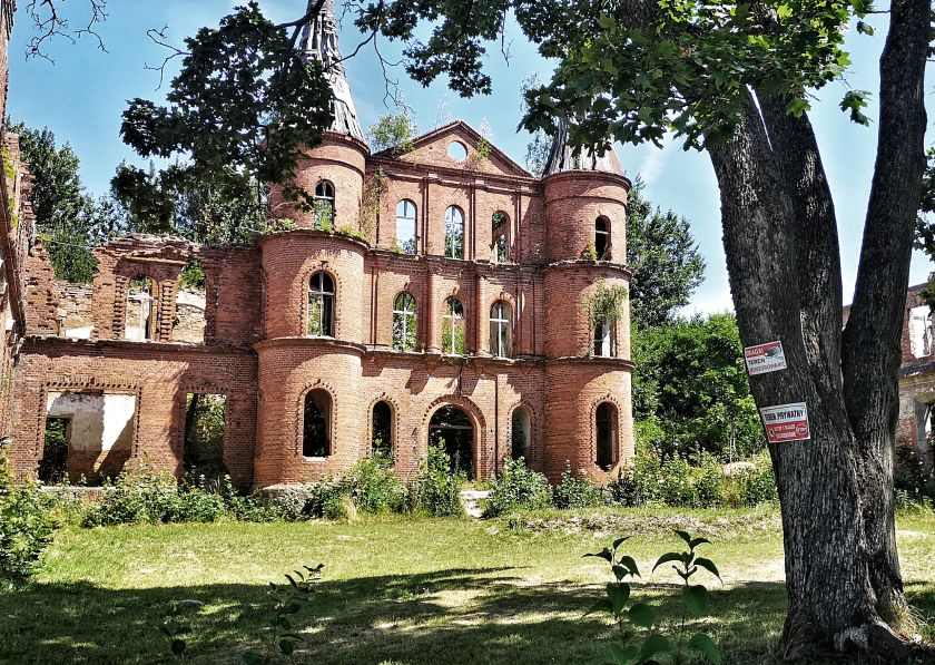 Pałac w Juchowie