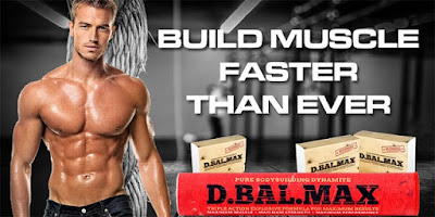 D-Bal Max The Best Natural Muscle BodyBuilding Supplement