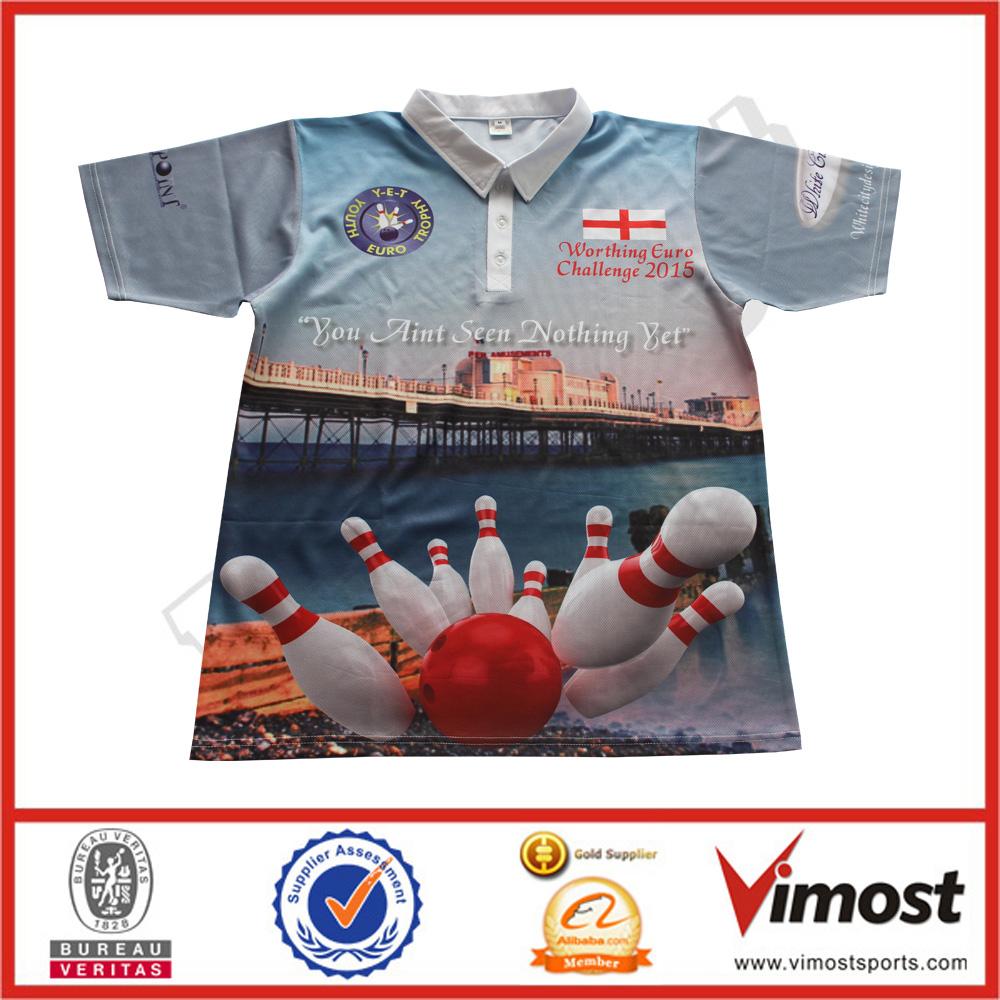 Custom Bowling Shirts