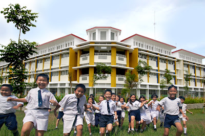 Fasilitas Pendidikan Lengkap di CitraRaya