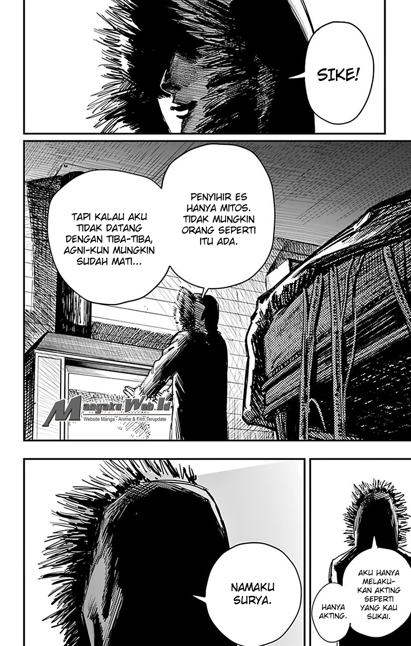 Fire Punch Chapter 37-6