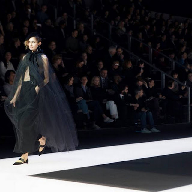 Giorgio Armani Show Milan Fashion week