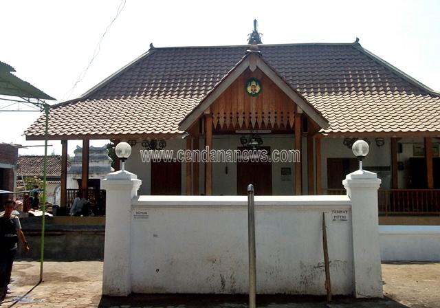 Pengembalian Ke Bentuk Asli Masjid Mlangi Masuki Tahap Iii Cendana News