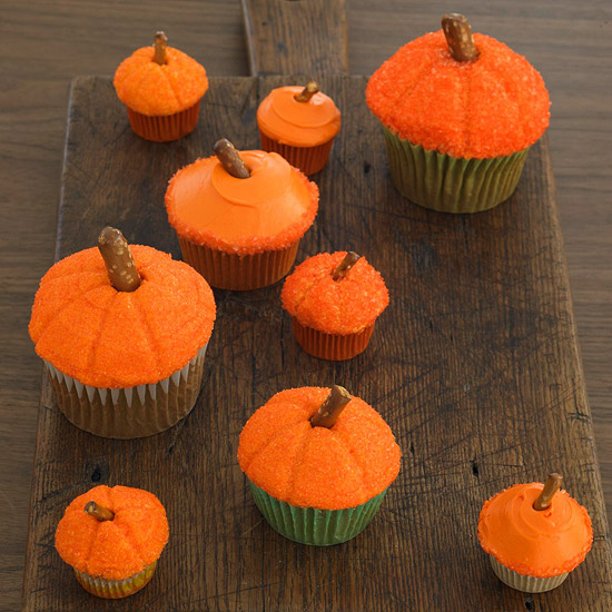 Awesome halloween cupcake decorating ideas - Halloween decorations for cupcakes ...