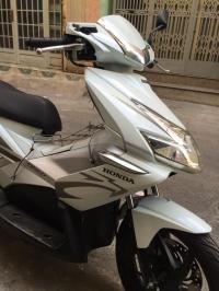 Sơn xe Airblade màu trắng zin cực đẹp