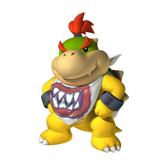 Spencer S Game Theory Mario Theory Bowser Jr Baby