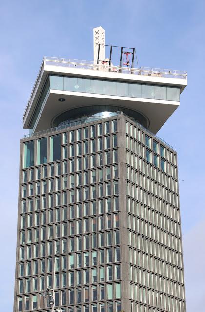 Euroopan korkein keinu sijaitsee Amsterdamissa 1