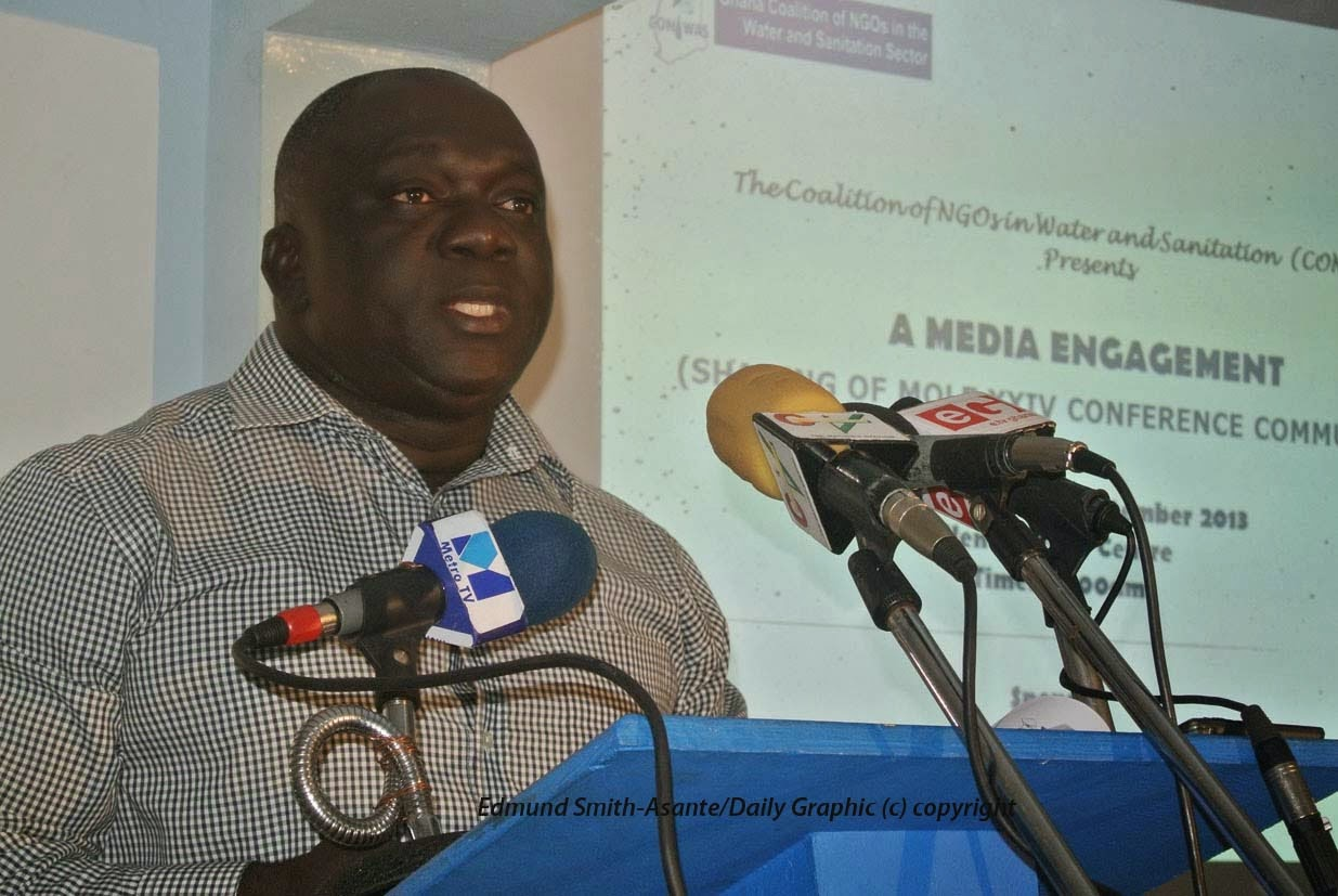 Environment News Ghana: Pay for sanitation services promptly -MMDAs told
