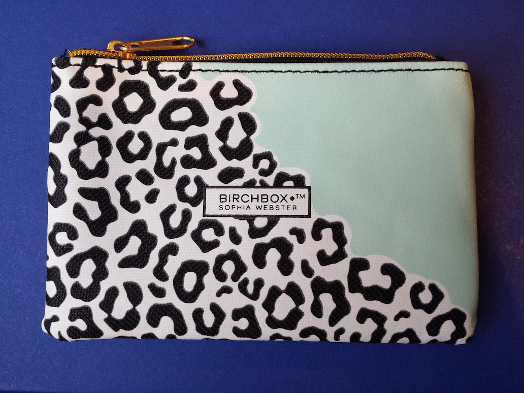 Birchbox Sophia Webster Purse - Birchbox December 2014