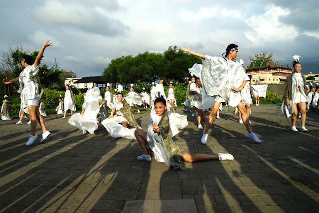 DSC02184 - 熱血採訪│2016首屆台中國際踩舞祭超夯登場,文華高中快閃高美濕地