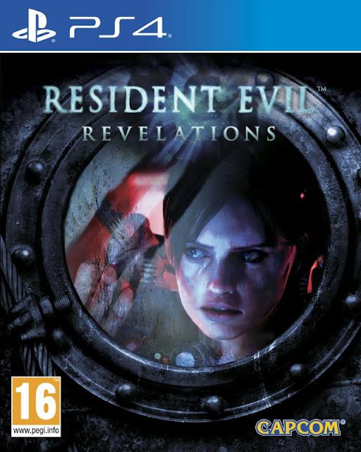 Resident Evil: Revelations anuncia sua chegada para a nova geração de consoles.