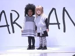 Kind und Jugend Kids Fashion show