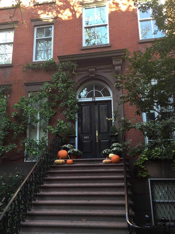 Halloween in New York City