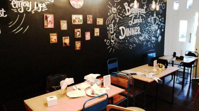 Granny's Nest Cafe & Resto