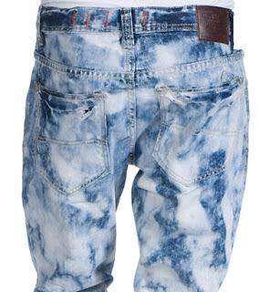 Kỹ thuật in lụa trên vải jean là gì ?