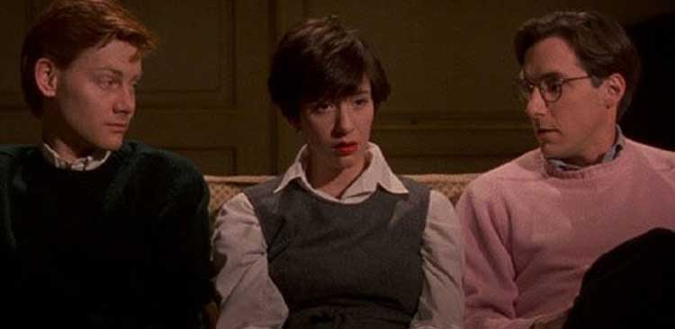 Taylor Nichols stars in Whit Stillman's Metropolitan