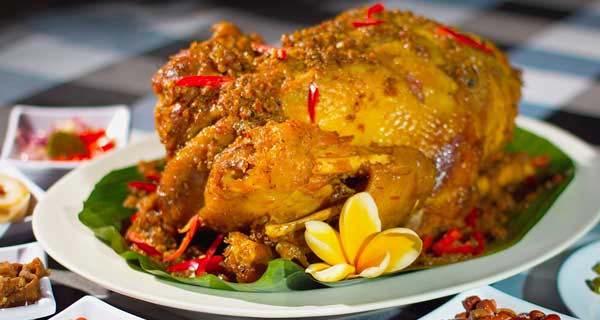 Resep Mudah Ayam Betutu Komplit