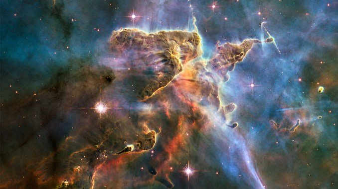 Jaw-Dropping Footage Of Nebulae, Giant Space Clouds Of Dust And Gas