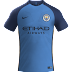 MANCHESTER CITY NIKE 2016/2017