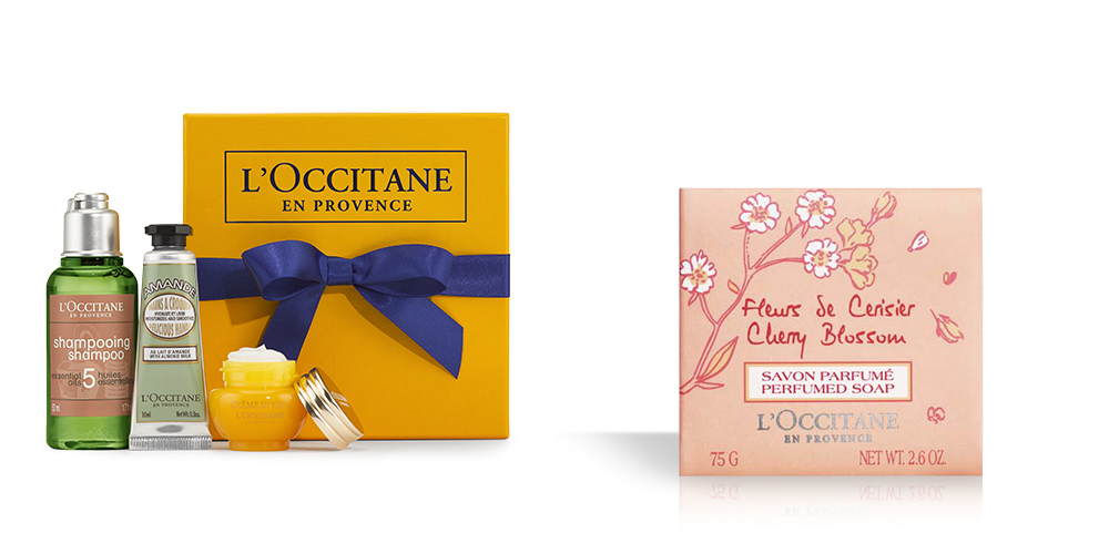 Hot* L'Occitane: $5.60 + Free Ship for 3pc Just for You Beauty ...