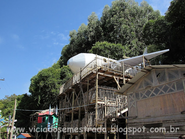 Casa na Árvore, Caminhos de Pedra, Bento Gonçalves, RS