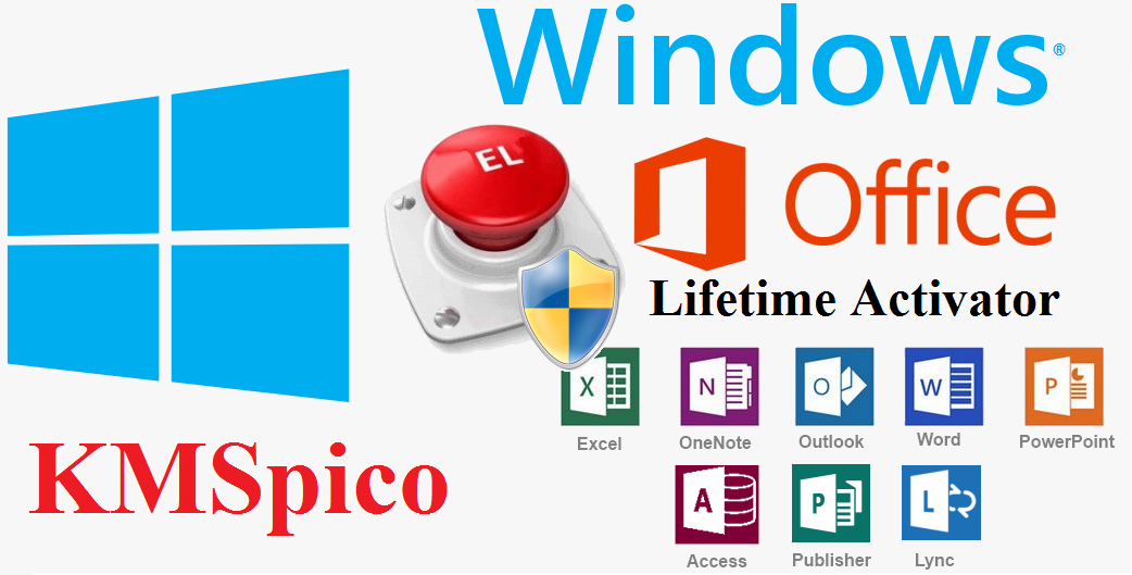 HippoApps: kmspico-10-2-0 Windows 10 Activator and Office
