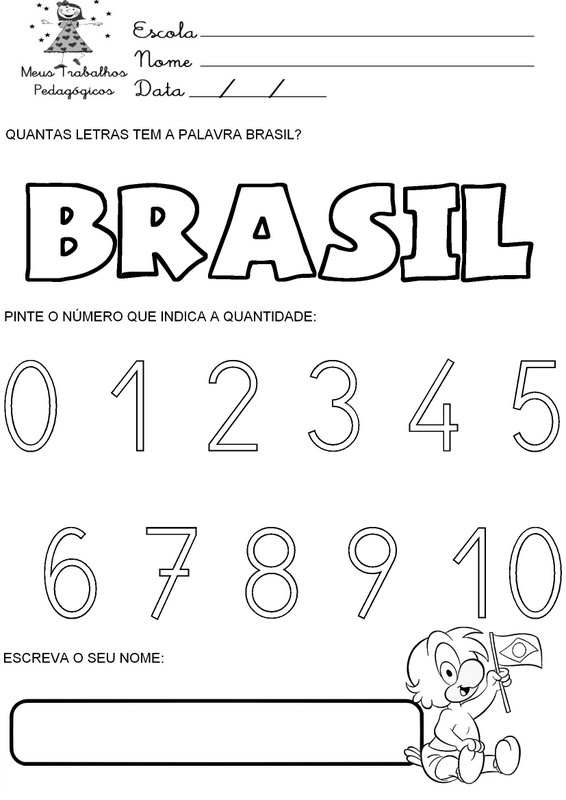September 7th is Brasil's Independence Day! * 7 de
