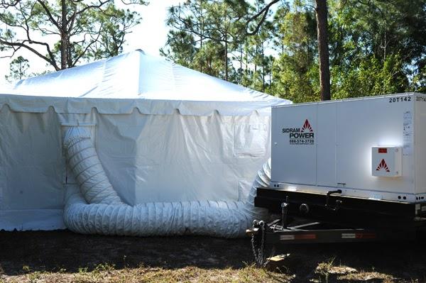 3 5 Ton Ac Unit >> Sidram Power: Custom Air Conditioner Setup