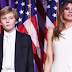 Why Melania Trump, son won't be moving into the White House