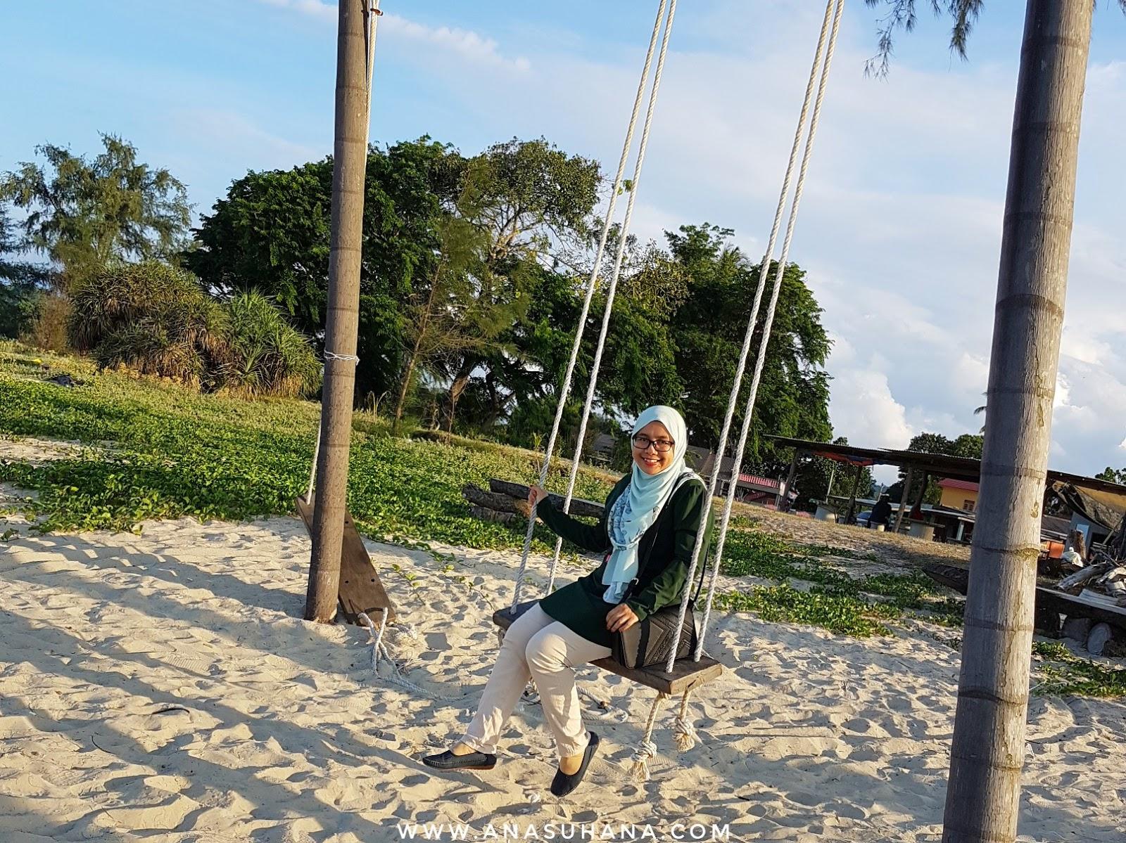 Pata Tok Kite Pantai Chendering