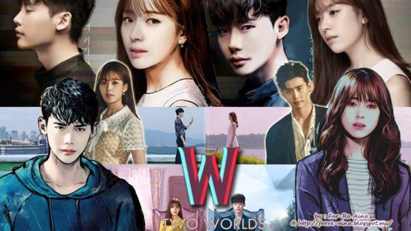 kelebihan dan kekurangan drama korea w: two worlds