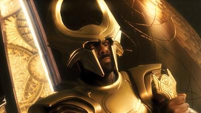 Los dioses negros de Asgard
