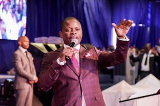 Prophet Shepherd Bushiri Prayer For Healing