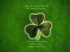 free pictures st patrick's day