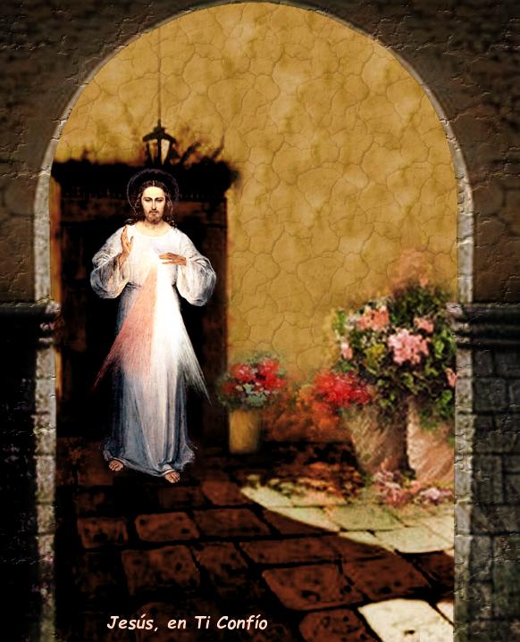 hay que imitar a jesus con el projimo